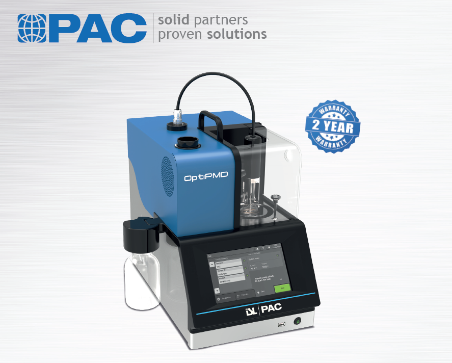 Lançamento OptiPMD - The Next-Gen Micro Distillation Analyzer is Here!