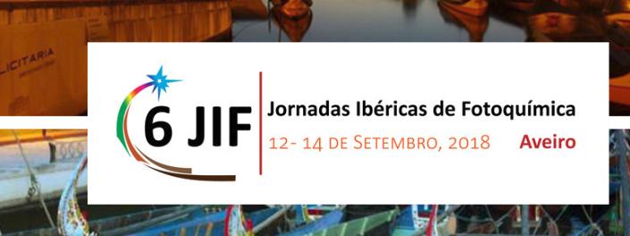 6ª Jornadas Ibéricas de Fotoquímica