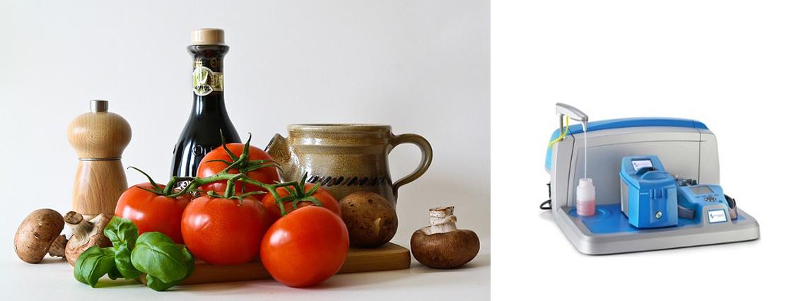 Análise de óleos lubrificantes para a indústria alimentar e de bebidas