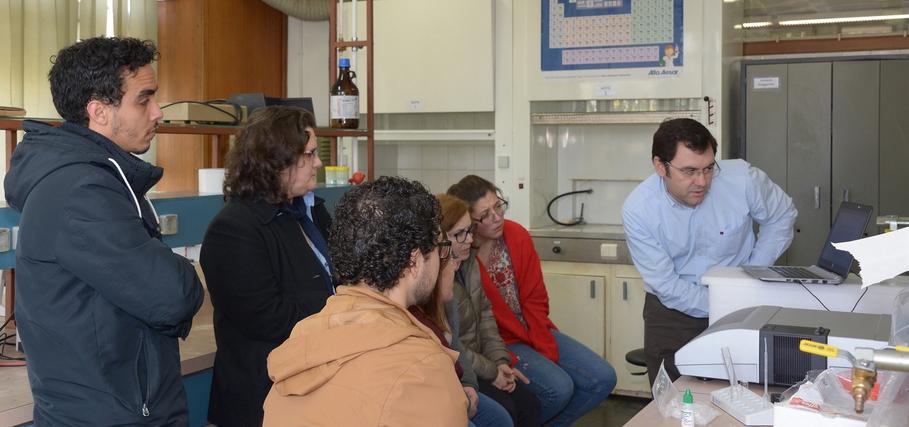 Workshop Potencial Zeta e DLS na UTAD