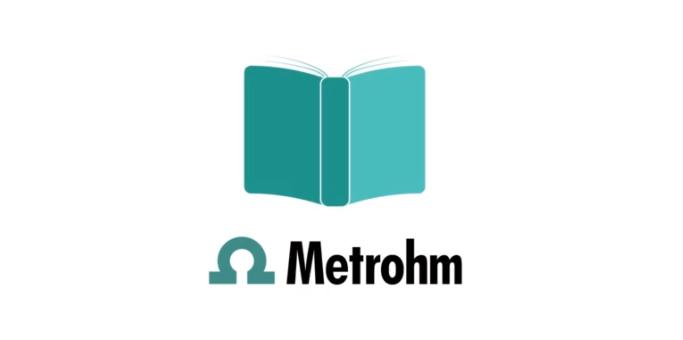 Nova aplicação do Catálogo de Produtos da Metrohm para tablets