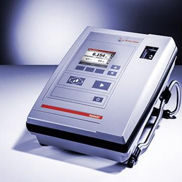 CBoxQC - Medidor de CO2 e O2