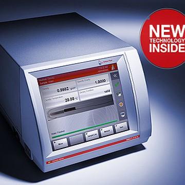 DMA 4100 M- Medidor de Densidade e Concentração