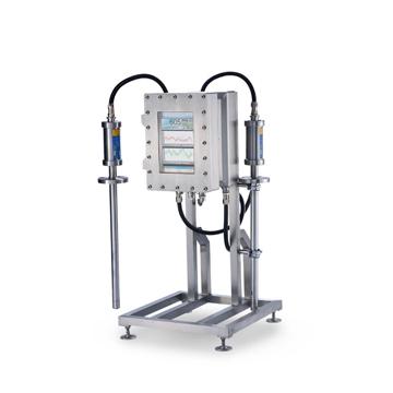 Analisador on-line de óleos em água EX-100P2/ 100P2