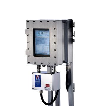 Analisador on-line de óleos em água EX-400M