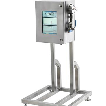 Analisador on-line de óleos em água SA-1000