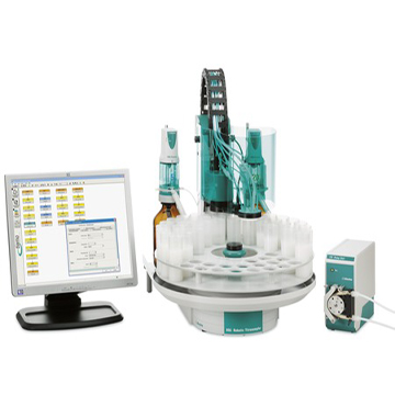 ROBOTIC CHLORIDE ANALYSER