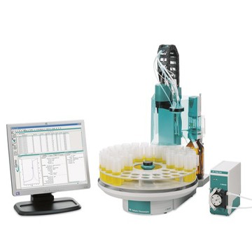 Robotic TAN/ TBN Analyser