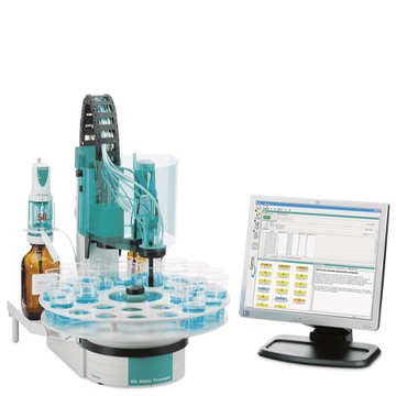 ROBOTIC FLUORIDE BASE ANALYSER