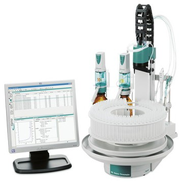 Robotic Transfer Base Analyser