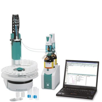 AUTOMATED VOLUMETRIC KF TITRATION SAMPLE PREPARATION