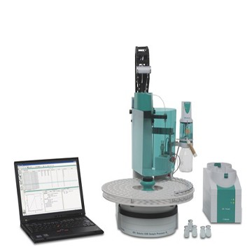 AUTOMATED COLOMETRIC KF TITRATION