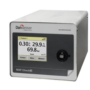 MAP Check 3 - Analisador de gás online