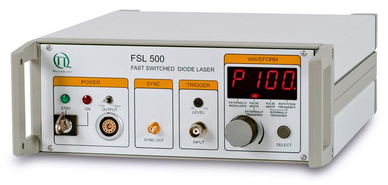 FSL 500 - LASER DE DIODO RÁPIDO