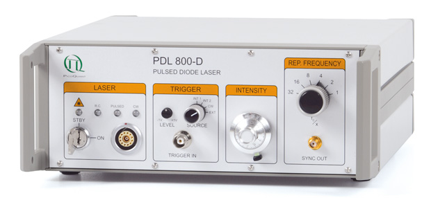 PDL 800-D - DRIVER DE LASER DE DIODO DE PICOSSEGUNDOS