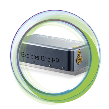 LASER Q-SWITCHED EXPLORER ONE HP