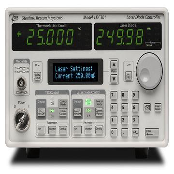 LDC500 - CONTROLADOR LASER DÍODO