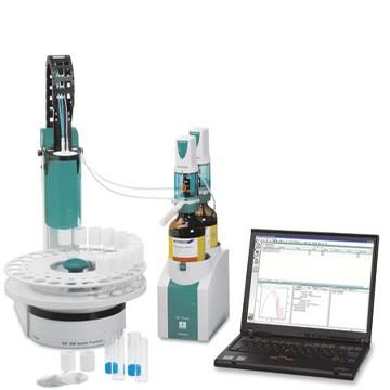 Automated Volumetric KF Titration Sample Preparation