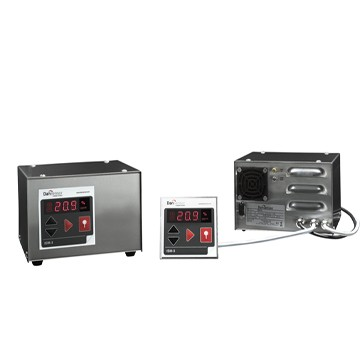 ISM-3x - Sensor industrial de Oxigénio
