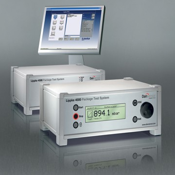 Lippke 4000/ 4500 - Detector de Fugas