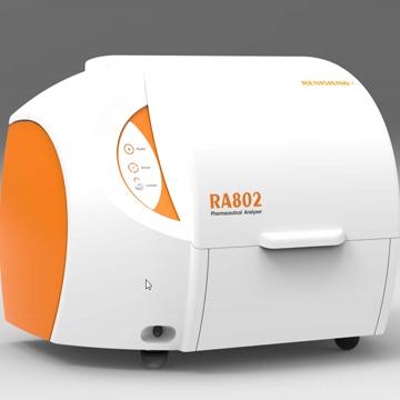 RA802 Analisador Farmacêutico